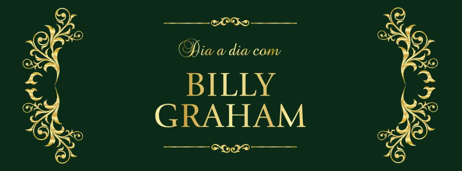 O grande evangelista Billy Graham