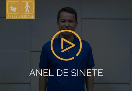 Anel de sinete — Pão Diário em Libras (29.12.18)