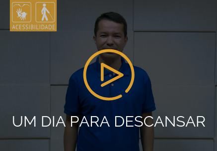 Um dia para descansar — Pão Diário em Libras (08.07.19)