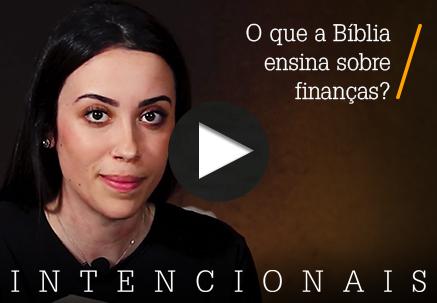 O que a Bíblia ensina sobre finanças?
