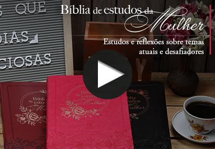 Estude a Bíblia de forma prática e contextualizada! Aprenda com as mulheres da Bíblia sobre casamento, aborto, feminismo e muito mais.