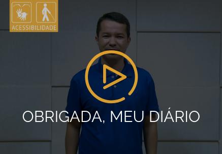 Obrigada, meu diário — Pão Diário em Libras (27.12.2019)