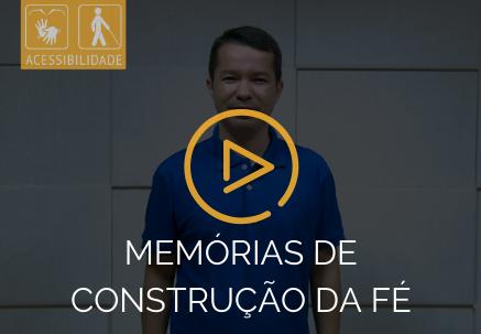 Memórias de construção da fé — Pão Diário em Libras (31.12.2019)