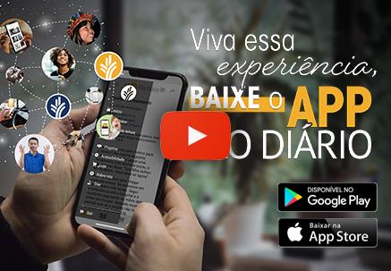 Novo APP Pão Diário, tudo em um só lugar!