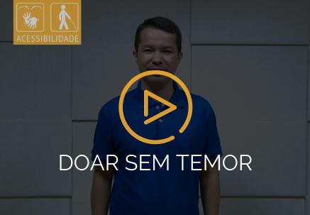Doar sem temor — Pão Diário em Libras (26.02.2020)