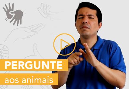 Pergunte aos animais — Pão Diário em Libras