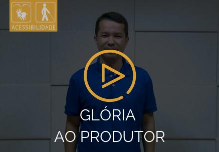 Glória ao produtor — Pão Diário em Libras (27.03.2020)