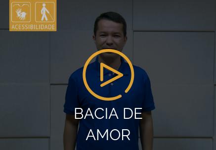 Bacia de amor — Pão Diário em Libras (29.03.2020)