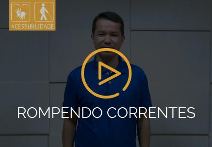Rompendo correntes — Pão Diário em Libras (30.04.2020)