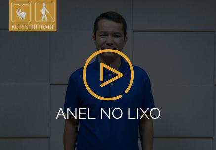 Anel no lixo — Pão Diário em Libras (28.06.2020)