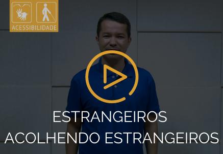 Estrangeiros acolhendo estrangeiros — Pão Diário em Libras (11.07.2020)