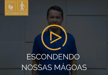 Escondendo nossas mágoas — Pão Diário em Libras (14.07.2020)