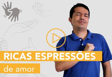 Ricas expressões de amor — Pão Diário em Libras (27.07.2020)