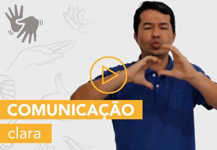 Comunicação clara — Pão Diário em Libras